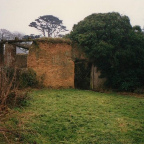 The Sawpit building in 1997